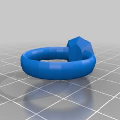 diamond_ring_1.png Télécharger fichier STL gratuit bague en diamant • Design pour imprimante 3D, sulayman_chaudhry