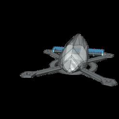 comet 2,6,1 t.png Download free STL file Comet Mk 2.6.1 Racing 250+ complete kit • 3D print model, Global-Lab