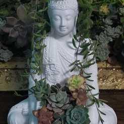 IMG-20201004-WA0004[1].jpg Download free 3MF file Thai Buddha potted plant • Design to 3D print, martin_dupu