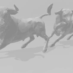 toro.png Download free STL file bull • 3D printer template, martin_dupu