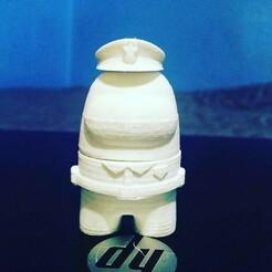 DDAA7891-C7B6-4195-B2AF-F4994022C944.jpeg Download STL file AMONG US POLICIA • 3D print object, trujilloperse