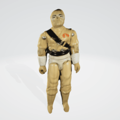 budss1.png Download OBJ file Budget Storm Shadow  • 3D printer design, mercilessjones