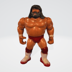 dd11.png Download OBJ file Dr. Death Steve Williams  • 3D print object, mercilessjones