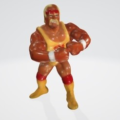 hh3.jpg Download OBJ file Hulk Hogan  • 3D printer model, mercilessjones