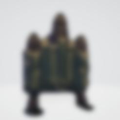 Télécharger fichier OBJ gratuit Fett Pack ! • Modèle à imprimer en 3D, mercilessjones