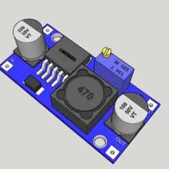Télécharger fichier STL gratuit Modèle de régulateur de tension 3A sous forme de fichier de croquis • Objet imprimable en 3D, CoffeCup