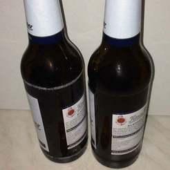 IMG_0250.JPG Télécharger fichier STL gratuit Getränkeflaschen Schutzkappe • Objet pour imprimante 3D, CoffeCup