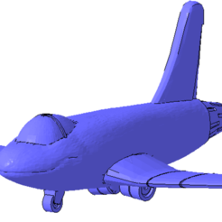 eagle2.png Download STL file Eagle - Space Racers • Object to 3D print, rosavelnat