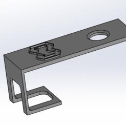 Télécharger plan imprimante 3D gatuit Porte bouteille de bureau , Betterave_Creuse