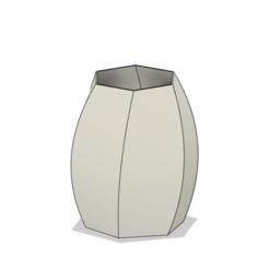 Télécharger fichier imprimante 3D gratuit Vase design, Betterave_Creuse