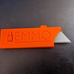 Download STL file Click Knife • 3D printer template, Emmo3D