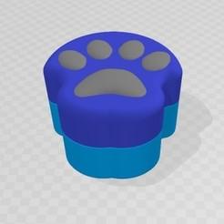 Télécharger fichier imprimante 3D gratuit Boîte d'affaires de pattes de chien, bellavistanicola
