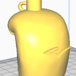 GUANTE DE BOXEO TERMINADO EVERLAST.png Download STL file EVERLAST BOXING GLOVE • Template to 3D print, javiialcazar