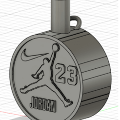 Download 3D print files Mouthpiece Cachimba Michael Jordan, javiialcazar