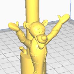 tigger.png Télécharger fichier STL buse tigger bong • Design à imprimer en 3D, javiialcazar