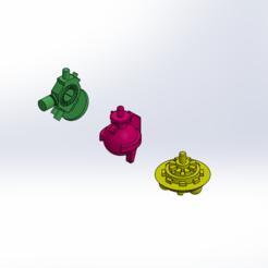 Download 3D printer designs Warhammer Tau Drones, Forsete