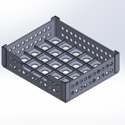 Download 3D printer designs Citadel Paint Box, Forsete