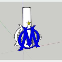 Captura.PNG Download STL file OLYMPIQUE DE MARSELLA NOZZLE • 3D printing object, lopezindustries