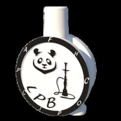 render.png Télécharger fichier STL Embouchure du Panda LPB • Plan imprimable en 3D, lopezindustries