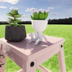 U.jpg Download STL file Robert Plant U • 3D printing model, lordf00