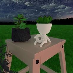 C.jpg Download STL file Robert Plant C • Model to 3D print, lordf00