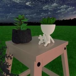 H.jpg Download STL file Robert Plant H • Design to 3D print, lordf00