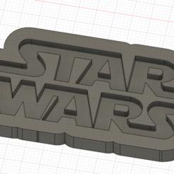 Captura2.PNG Download STL file StarWars keychain • Object to 3D print, dagarna3