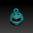 Download free 3D print files rick and morty meeseek, El_pie_del_hobbit