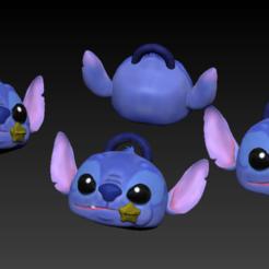 baby stitch.png Télécharger fichier STL point de bébé • Objet à imprimer en 3D, El_pie_del_hobbit