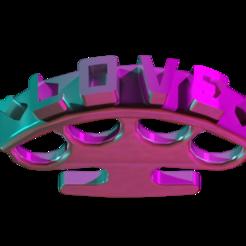 love 1.png Télécharger fichier STL Le poing de l'amour • Objet imprimable en 3D, sergioalbertoortizbarajas