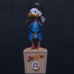 Descargar archivos STL Fan Art del Tío Scrooge, gmeyer3d