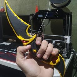 130089215_220430069479521_4864060758306530116_n.jpg Download STL file VALORANT RUIN DAGGER • 3D printable model, Ingeniector