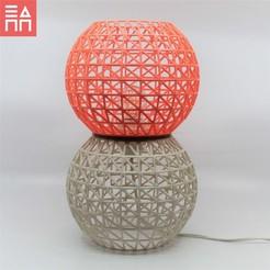 Download 3D printing designs Crab Catcher Desk Lamp , 3DPrintProjectAthens