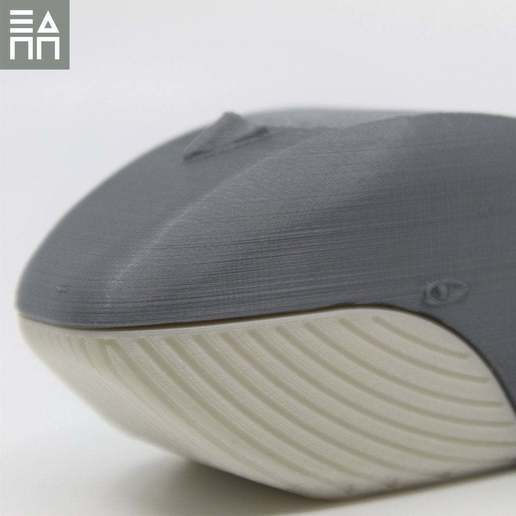 Close_Up.jpg Download free STL file Blue Whale Mama & Baby • 3D printing object, 3DPrintProjectAthens