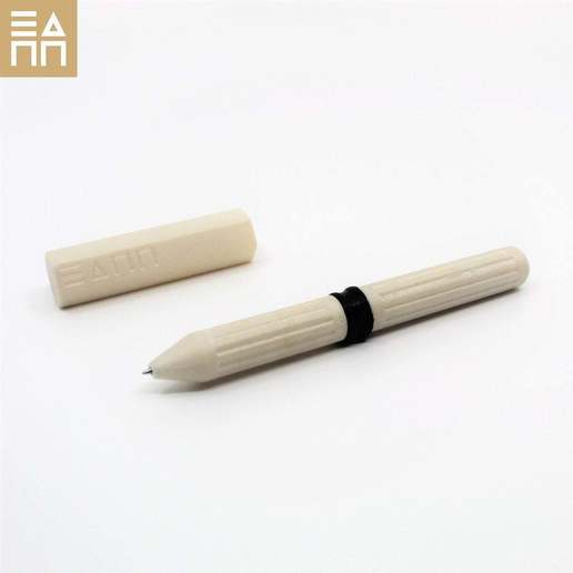 white_no_lid.jpg Download free STL file Athens Inspired Pens • 3D printer template, 3DPrintProjectAthens