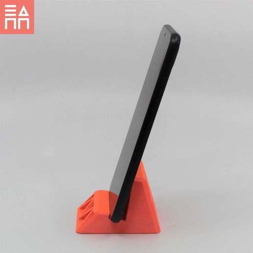 side.jpg Télécharger fichier STL gratuit Stand de téléphone et de tablette • Objet pour impression 3D, 3DPrintProjectAthens