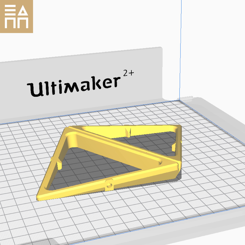 PO Diamond.jpg Descargar archivo STL Esfera geodésica de sombra de lámpara • Plan para la impresión en 3D, 3DPrintProjectAthens