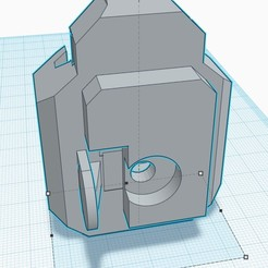 Zevoadapter.jpg Download STL file ASG Scorpion Evo Zhukov stock adapter Airsoft • Template to 3D print, jwb_moto