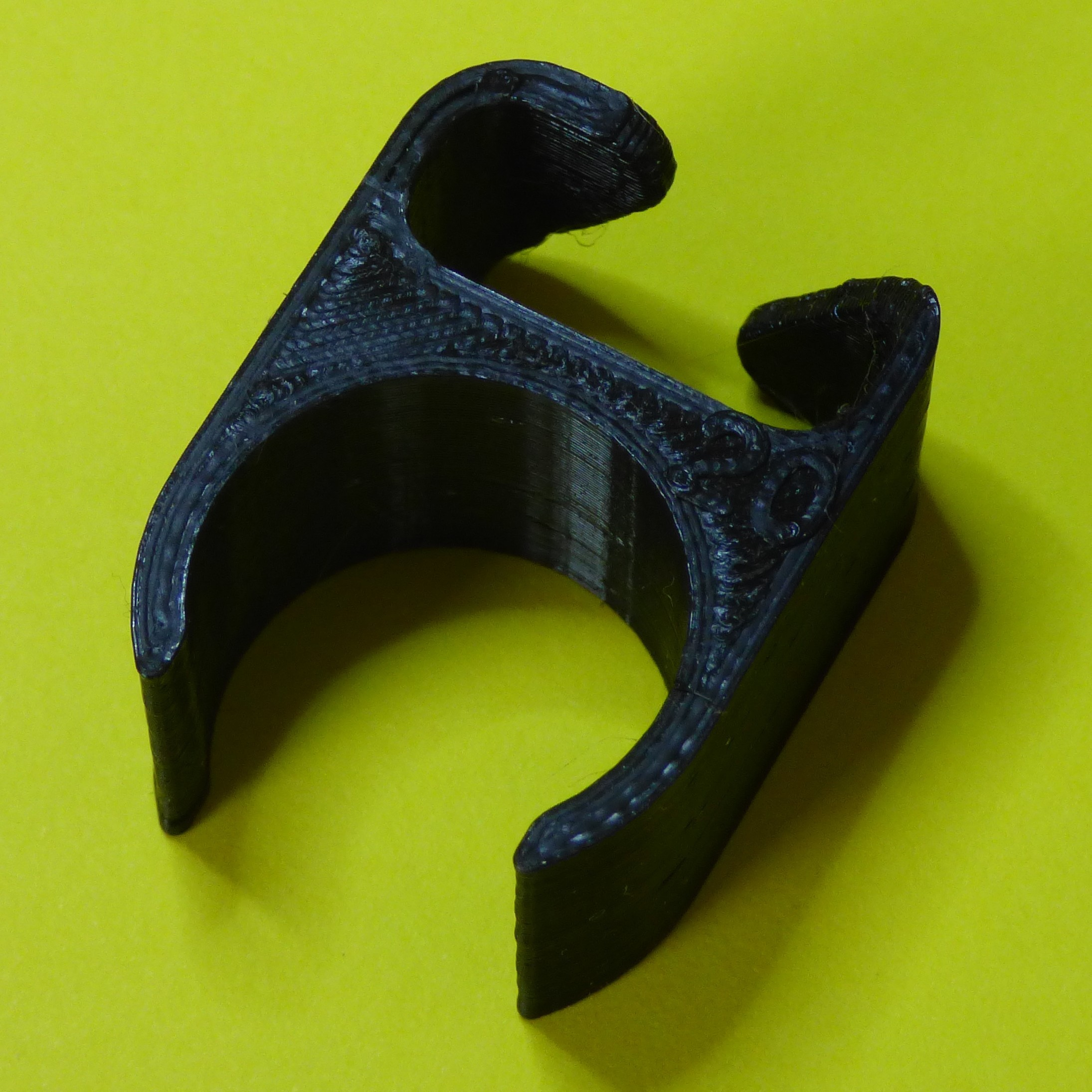 passe cable m20.JPG Télécharger fichier STL gratuit Passe cable pour pied de micro diam 20mm • Design pour imprimante 3D, daniellecoq