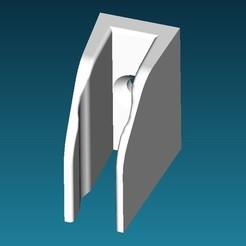 clip en U volet roulant.JPG Télécharger fichier STL gratuit clip pour manivelle de volet roulant • Modèle à imprimer en 3D, daniellecoq