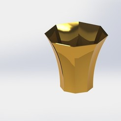 Download free 3D printer templates vase, premkamon746
