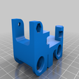 X-Carriage_Remix.png Download free STL file Improved X Carriage (Remix - Scalable Pen Plotter) • Object to 3D print, Whitei