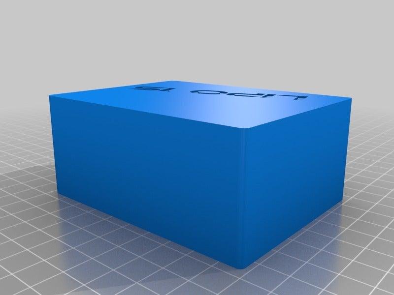 03b6a9fba97699c6382648f625db19b3.png Download free STL file LiPo 1s storage box • 3D printable object, corristo25