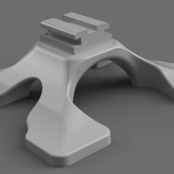 Download free STL file Sony / Minolta flash foot. Flash stand • 3D printing template, corristo25
