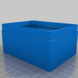 Download free 3D printing templates LiPo 1s storage box, corristo25
