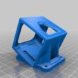 Download free STL file GoPro mount 25 - martian, alien • 3D printer template, corristo25