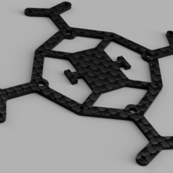 Download free 3D printing files Snapper7 carbon frame, corristo25