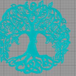 Descargar modelos 3D arbol de la vida, javierarandafe