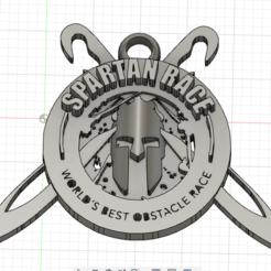 SPARTAN1.PNG Download STL file SPARTAN RACE • 3D printing template, javierarandafe