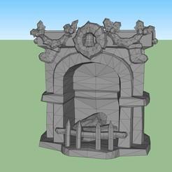 hogar.jpg Télécharger fichier STL Accueil Foyer • Plan à imprimer en 3D, fedepascotto